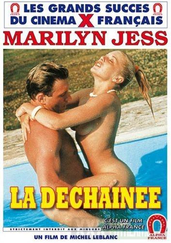 La Dechainee : Forbidden Pleasures (1986) - Original Poster - vintagepornfun.com