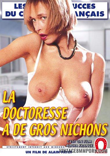 La Doctoresse A De Gros Nichons (1988) - Classic French Porn Movie