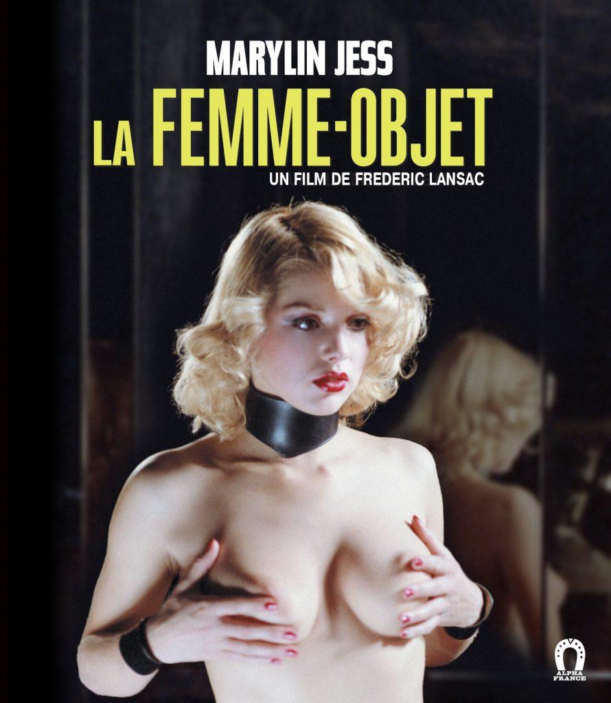 La Femme Objet : Programmed For Pleasure (1980) - Original Poster - vintagepornfun.com
