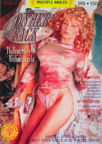 On Her Back (1995) - Original Poster - vintagepornfun.com