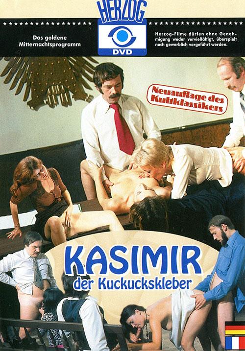 Kasimir der Kuckuckskleber (1977) - Original Poster - vintagepornfun.com