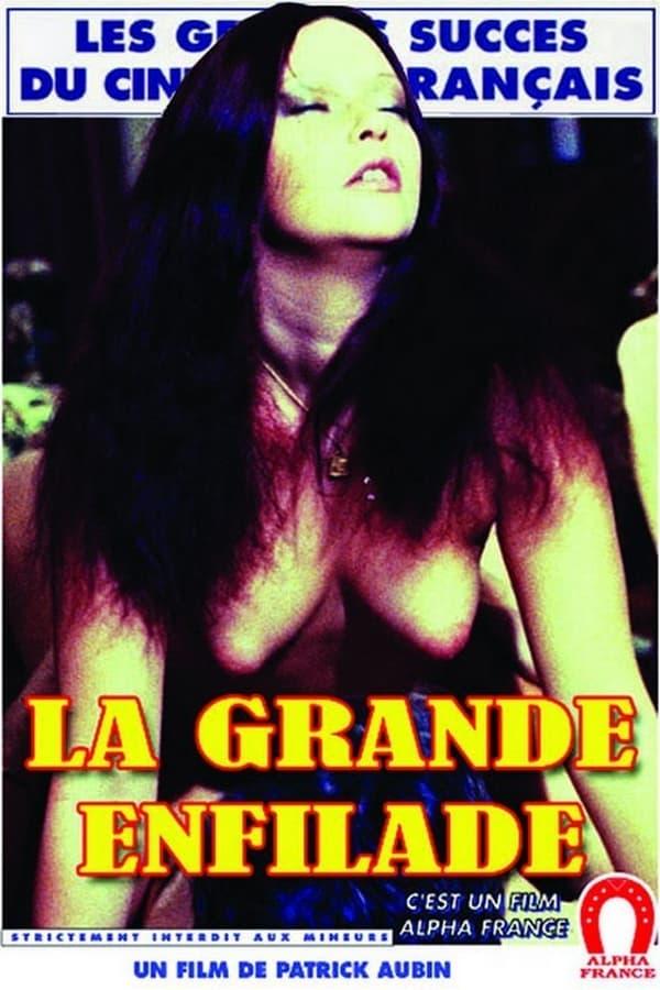 La Grande Enfilade (1978) - Original Poster - vintagepornfun.com