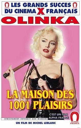 La Maison des 1001 Plaisirs : House of 1001 Pleasures (1984) - Original Poster - vintagepornfun.com