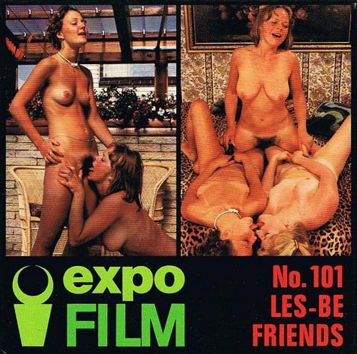Color Climax – Expo Film No. 101 – Les-Be Friends – Vintage Danish