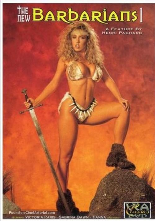 The New Barbarians (1990) - American Retro Porn Movie