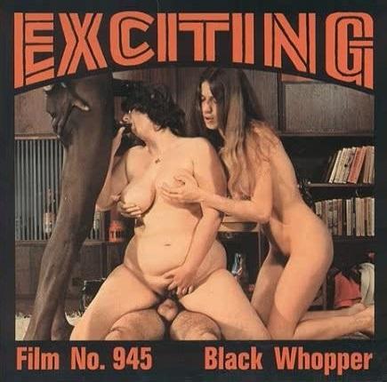 Color Climax – Exciting Film No. 945 – Black Whopper - Original Poster - vintagepornfun.com