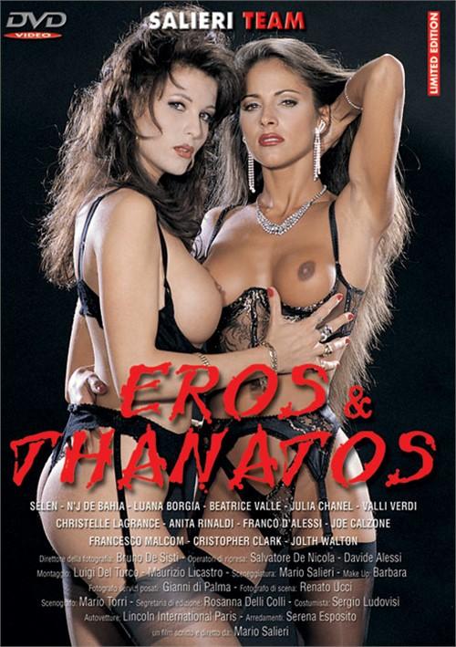 Eros e Tanatos : Eros and Excess (1995) - Original Poster - vintagepornfun.com