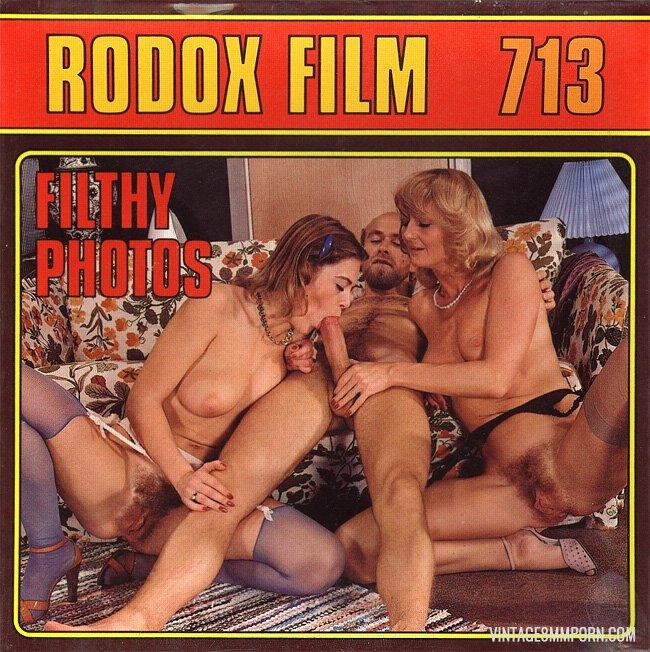 Watch Vintage Danish Porn Color Climax - Rodox Film 713 – Filthy Photos - - Original Poster - vintagepornfun.com