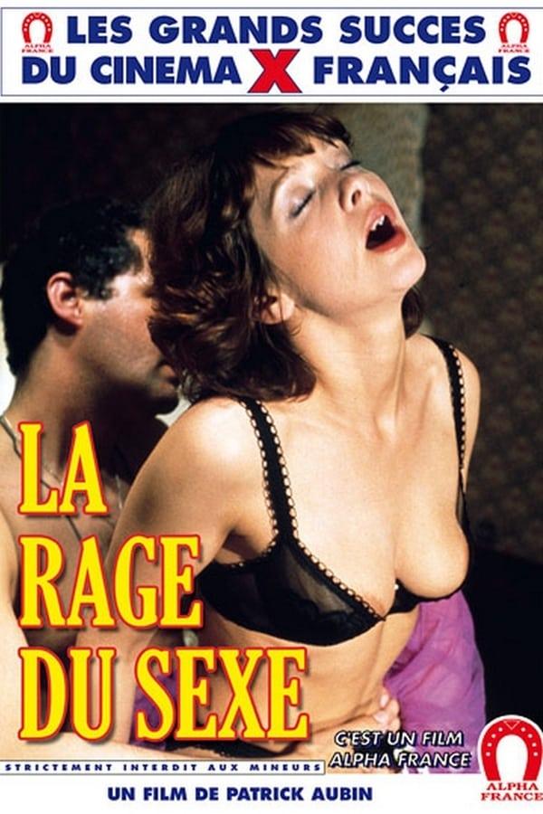 La Rage Du Sexe (1977) - Original Poster - vintagepornfun.com