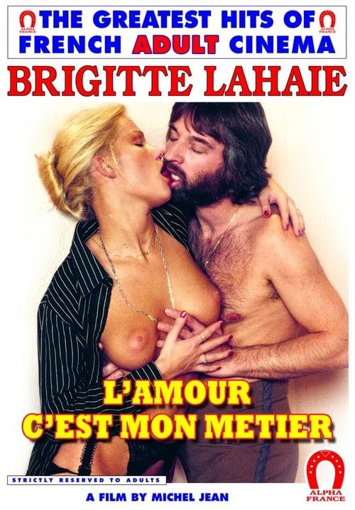 L'amour C'est Son Metier (1978) - Original Poster - vintagepornfun.com