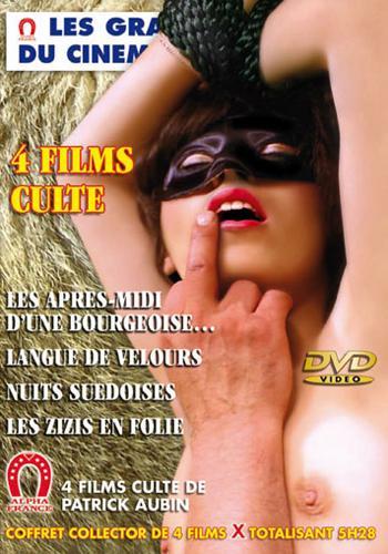 Les Après-Midi D'une Bourgeoise En Chaleur (1976) - Original Poster - vintagepornfun.com