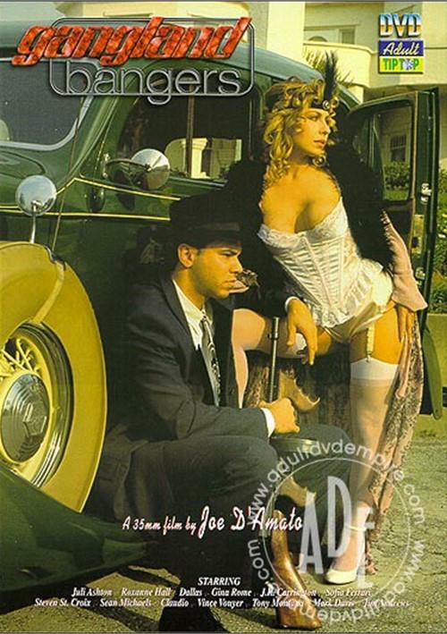 Gangland Bangers (1995) - Original Poster - vintagepornfun.com