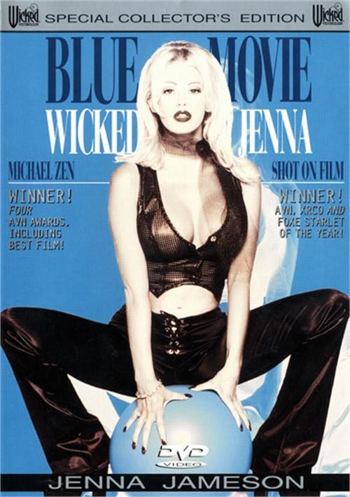Blue Movie (1995) - Original Poster - vintagepornfun.com