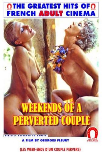 Les Weekends D'un Couple Pervers: Introductions (1976) - Original Poster - vintagepornfun.com