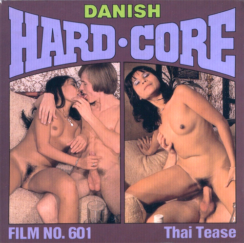 Color Climax: Danish Hardcore 601: Thai Tease - Original Poster - vintagepornfun.com